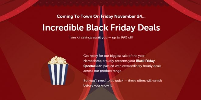 promo black friday 2017