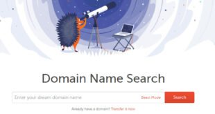 Promo Domain .COM Namecheap